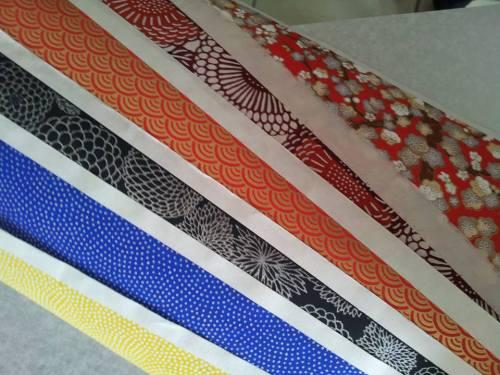 Papiers précieux japonais (photo)